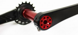 Try All Splined Crankset, photos studio
