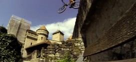 Trial Biking Medieval Style With Junior World Champ