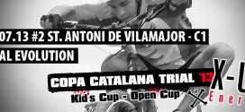 (Español) Copa Catalana Trial '13 X-UP Energy en Sant Antoni de Vilamajor