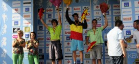 Newsflash: Belgian Championship. Iciar Vandenberg and Perrine Devahive in elite