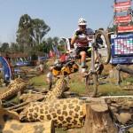 Championnat du Monde Pietermaritzburg: La qualification juniors 26 pouces Bynini