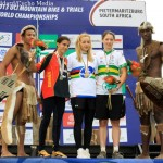 World Championship Pietermaritzburg: Tatiana Janickova wins the world title