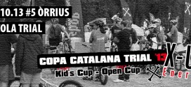 Copa Catalana Trial '13 X-UP Energy d'Òrrius