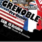 trial pro session grenoble 2013 cross king affiche