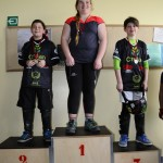 Coupe de Belgique Gilly podium promesse