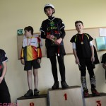 Coupe de Belgique Gilly podium benjamin