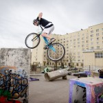 Andrei Burton, Amazing shoot à Saint-Petersbourg