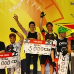 For Bikes of Prague: Team Fontenoy/Kotzot wins before Hegedus/Roman and Herrmann/Michal