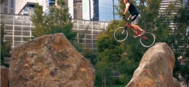 Aurélien Fontenoy Redefines what's Possible on a Trials Bike