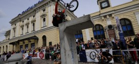 UCI Trials World Cup Cracovie: la finale 20″ en images