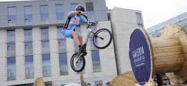 Extreme Trial Sports in Krakow, Pils and Oswald's video