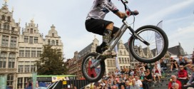 Abel Mustieles wins in Antwerp before Ros and Pils