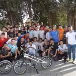 70 pilotos en el Campeonato de Irán de Trial UCI!