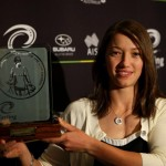 Janine Jungfels MTB Elite Female Cyclist of the Year