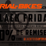 Black Friday just arrived at Trial-Bikes