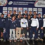 Vidéo: L'équipe de France de Trial au Mondial 2014