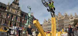 UCI Trial World Cup 2014: Antwerp elected best event