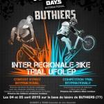Infos Jam et contest street trial des Ozonys Days