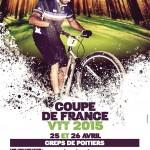 Le CREPS de Poitiers lance la Coupe de France 2015