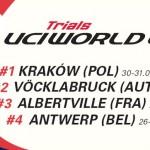 Coupe du Monde UCI Trial 2015: Programme et infos