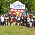 Kenny Belaey s'impose à Malmedy (C1) devant Nicolas Vallée et Wesley Belaey