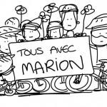 Des nouvelles encourageantes de Marion #RideForMarion