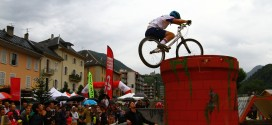 Finale du Coupe du Monde UCI Trial Albertville 2015 Trial Inside_16