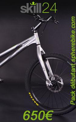 Spherebike