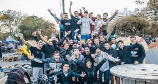 Matias Alegria s'impose à Cordoba, Argentine lors des CBA X