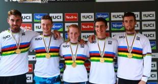 Championnat du Monde UCI Trials Val di Sole 2016 finale26 pouces 004 trial inside